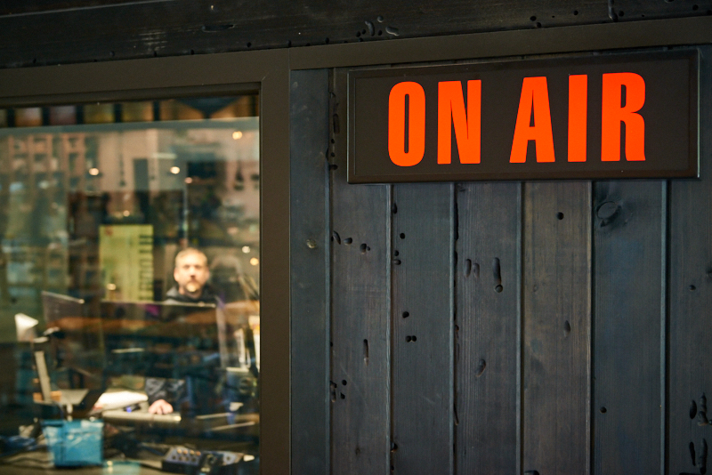 KEXP Radio Station