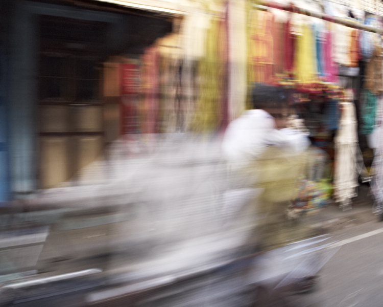 motion in indian street