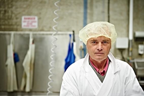 Claude Bouvry • Schlachter