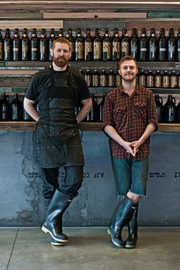 Conrad Gmoser & Jeff • Brauer