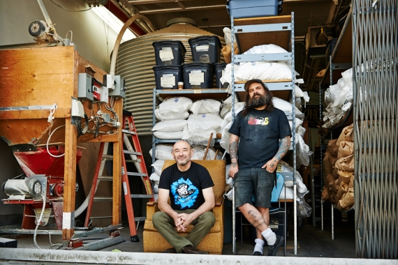 Rick Dellow & Todd Graham • Brauer
