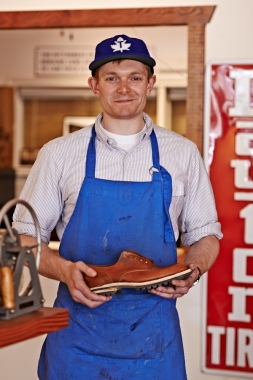 Andrew Turriff • Dayton Boots