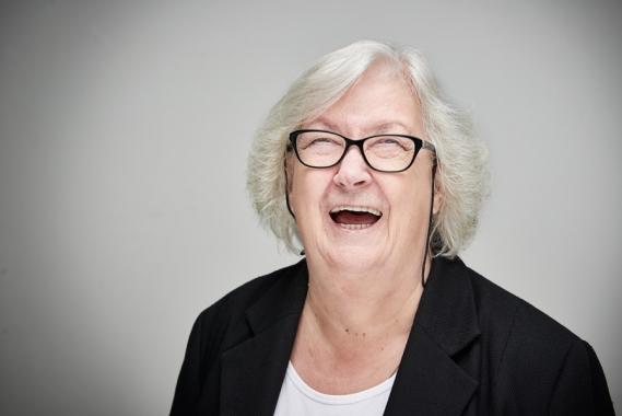 Dagmar Prüter • Kassiererin