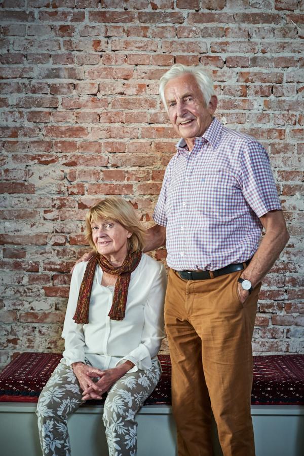 Brigit und Ewald Brune, Norderney