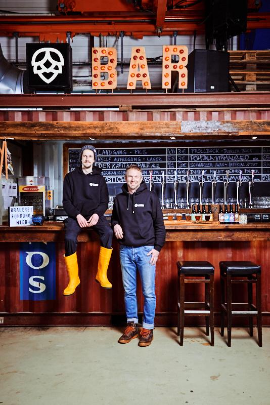 Landgang Brauerei, Hamburg
