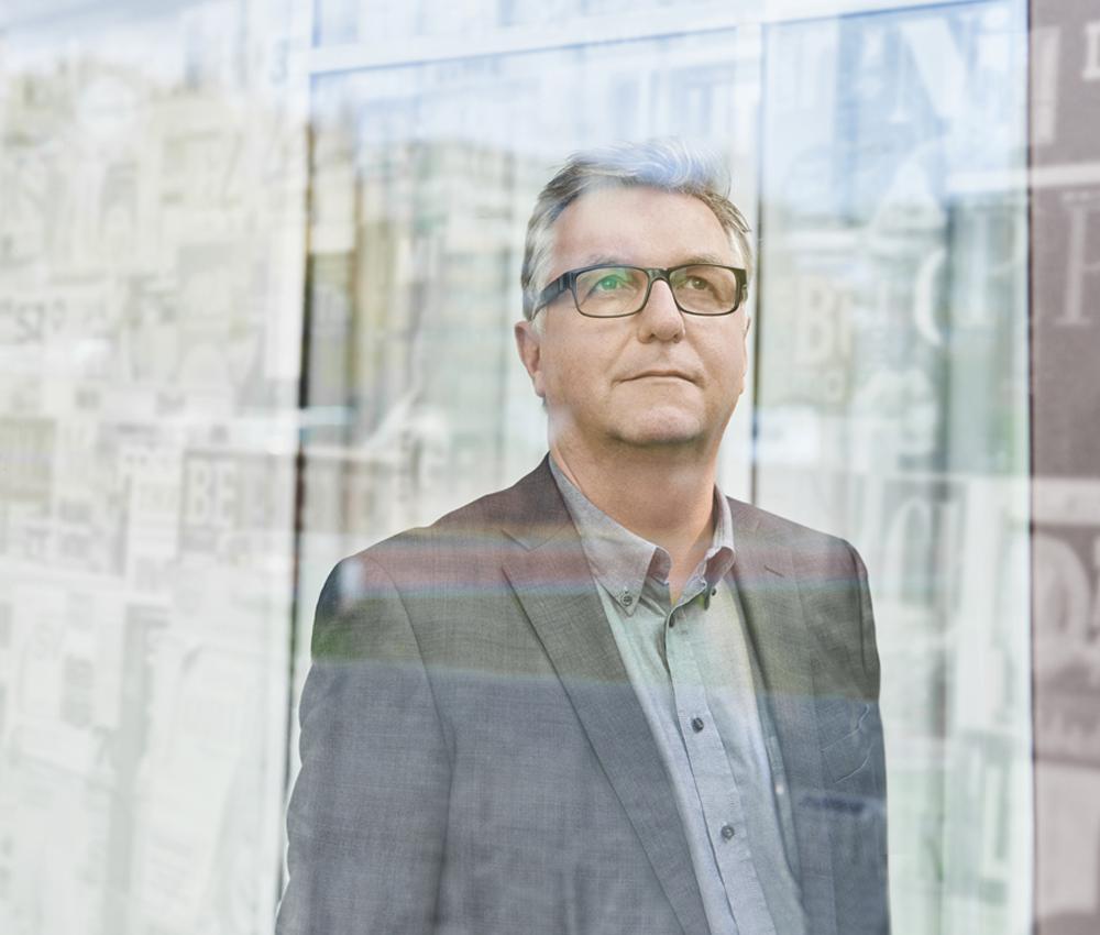 Mark Schrader, Geschäftsführer Verlagsuinion