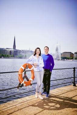 Natalie und Martin, Hamburg 2019
