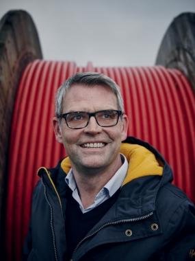 Matthias Laubenstein, Projektmanager bei Femern Belt A/S